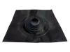 Мастер флеш угловой 75-200 (черный, силикон)