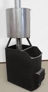 Железная печь Эконом-3