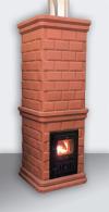 Теплоёмкая печь «КИВ 30»